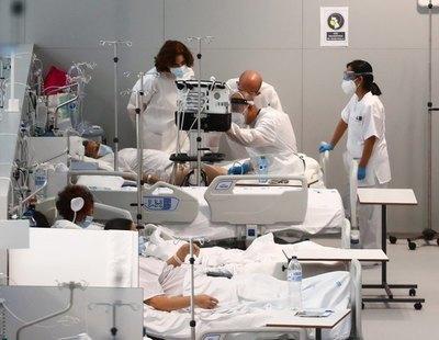 """Trabajadores del Isabel Zendal estallan sobre las condiciones del hospital: """"Es un caos, una catástrofe"""""""
