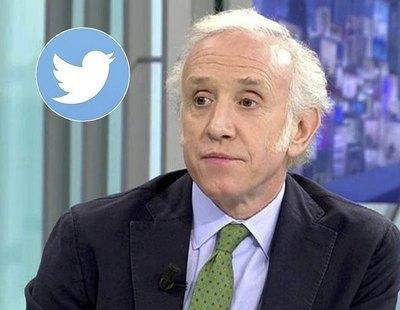 """Twitter bloquea a OKDiario argumentando que Eduardo Inda era """"menor de 13 años"""" cuando lo creó en 2015 y las redes estallan"""