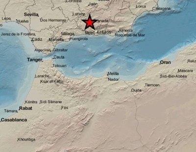 ¿Por qué está habiendo tantos terremotos en Granada?