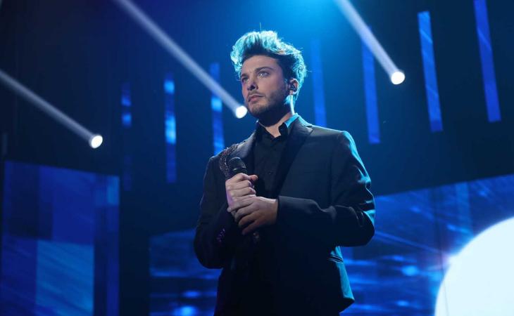 Blas Cantó presentará dos temas de cara a Eurovisión 2021