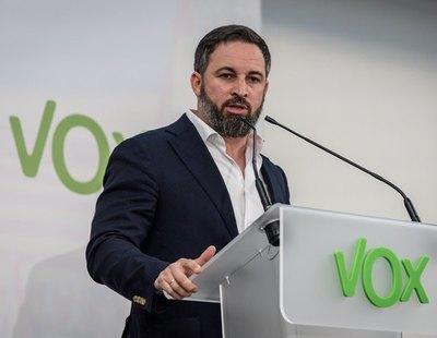Twitter suspende la cuenta de VOX por incitar al odio contra los musulmanes y Abascal anuncia querella