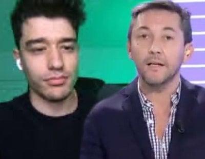 """Brutal repaso de Javier Ruiz al youtuber de derechas Wall Street Wolverine: """"Los impuestos te llevaron donde estás"""""""