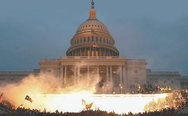 El asalto al Capitolio en EEUU puso en jaque su democracia