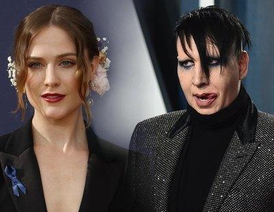 Evan Rachel Wood acusa a Marilyn Manson de abusos sexuales y este responde