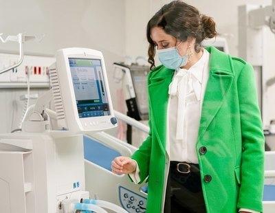 Una gerente de hospital propone retirar el móvil a los pacientes para que no rechacen ir al Zendal