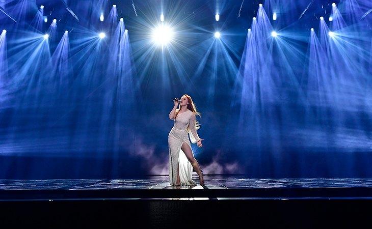 La joven promesa es una de las artistas debutantes en el concurso