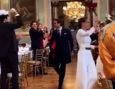 Las restricciones no van con los ricos: indignación por la multitudinaria boda en el Casino de Madrid