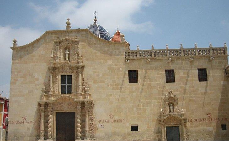 El monasterio de la Santa Faz de Alicante