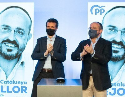 El PP tiene un grave problema: claves por las que apenas tiene calado en Cataluña