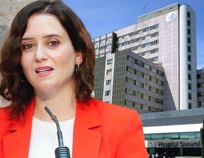 Ayuso estudia trasladar el hospital de La Paz tres kilómetros por más de 500 millones de euros