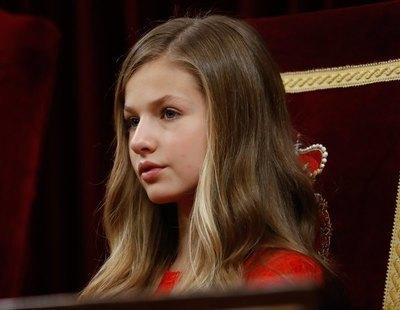 La princesa Leonor estudiará bachillerato en un internado de Gales que cuesta 76.500 euros