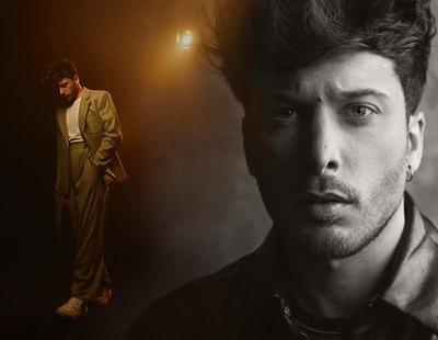 Así suenan 'Memoria' y 'Voy a quedarme', los dos temas de Blas Cantó para Eurovisión 2021