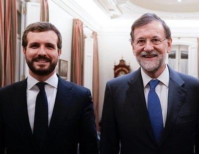 La huída hacia adelante del PP en Cataluña: qué implica que Casado reniegue del papel de Rajoy el 1-0