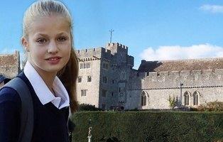 Así es el castillo del siglo XII en Gales donde la princesa Leonor estudiará bachillerato