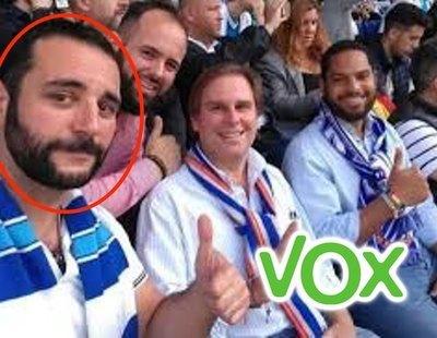 El asesor de Ignacio Garriga, candidato de VOX en Cataluña: su pasado neonazi apoyando la milicia Hezbolá