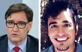 El PSC denuncia a Alvise Pérez por difundir una falsa PCR positiva de Salvador Illa