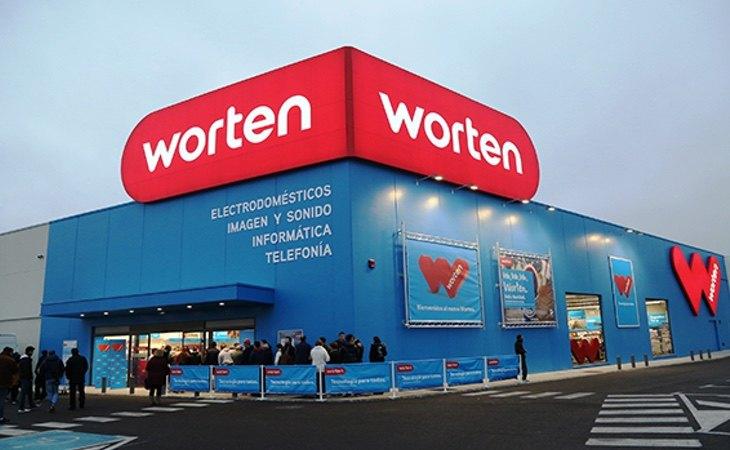 Worten cierra la práctica totalidad de sus tiendas en España
