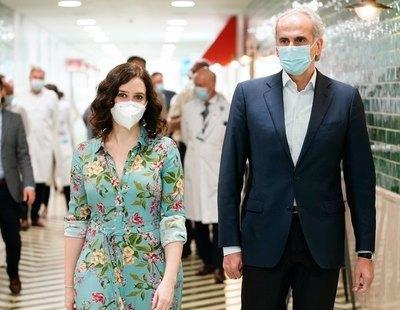 El consejero de Sanidad de Ayuso se rebela contra la presidenta: no acepta gastar 500 millones para trasladar La Paz tres kilómetros