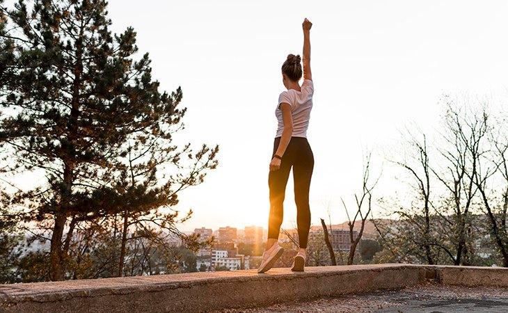 Si la motivación no te encuentra, encárgate de buscarla