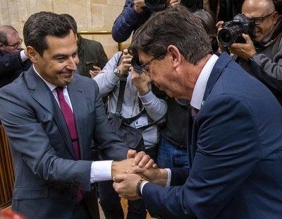 La Junta de Andalucía y VOX plantean imponer otro 'pin parental' contra la diversidad