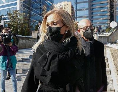 Cristina Cifuentes, absuelta por el caso Máster