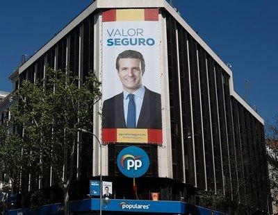 Casado anuncia que el PP dejará su sede de Génova por la supuesta financiación ilegal de su reforma