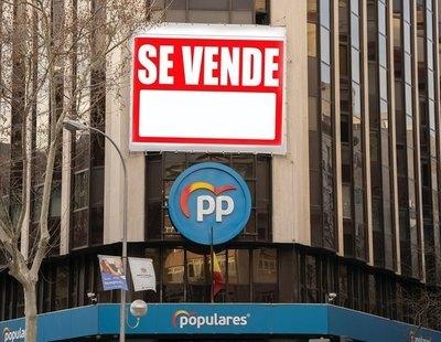 Este es el dinero por el que el PP podría vender su sede de Génova