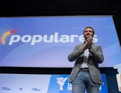 El PP vasco también planea cambiar su sede de Bilbao, comprada con fondos de la caja B