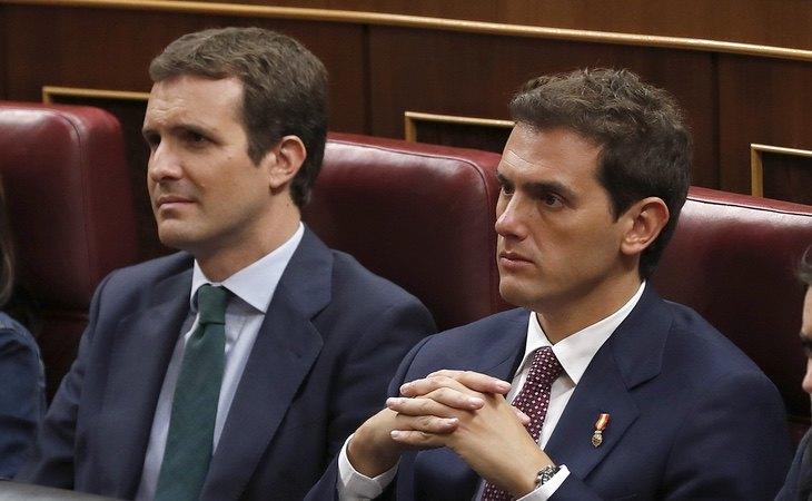 Rivera habría iniciado los contactos para la OPA de Ciudadanos al PP