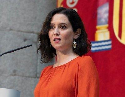 """Ayuso dice que Podemos y Black Lives Matter son sucursales de un ente chavista para """"derrocar democracias liberales"""""""