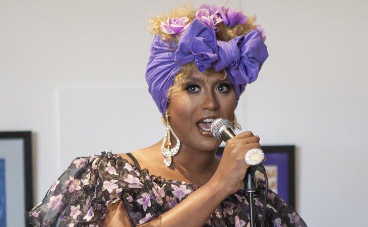 Honey Mahogany, concursante de la quinta edición de 'RuPaul's Drag Race'