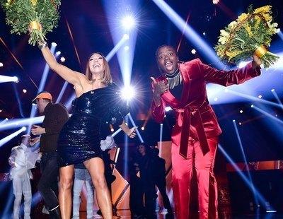 Tercera semifinal del Melodifestivalen 2021: Charlotte Perrelli y Tusse, a la final