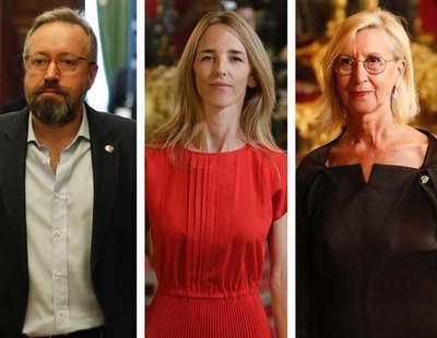 Cayetana Álvarez de Toledo, Girauta y Rosa Díez, rechazan la oferta de Abascal de fichar por VOX