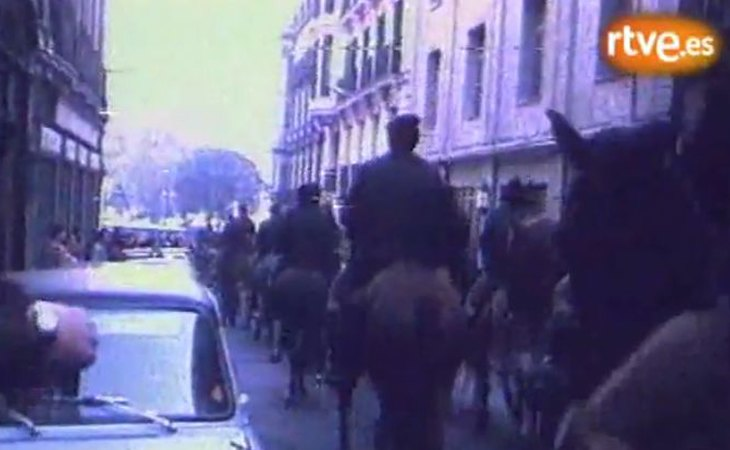 '23-F: radiografía del golpe', episodio de 'Informe Semanal'