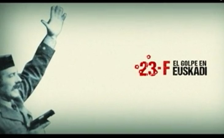 '23-F en Euskadi' dirigido por Jabi Elortegi