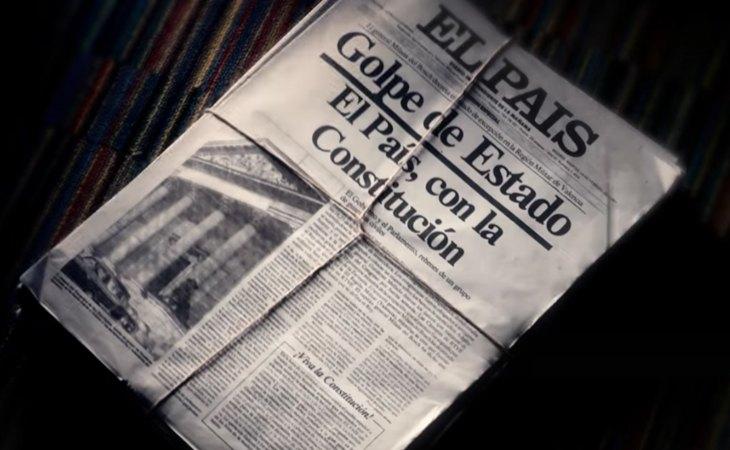 'El País con la Constitución', un documental de El País