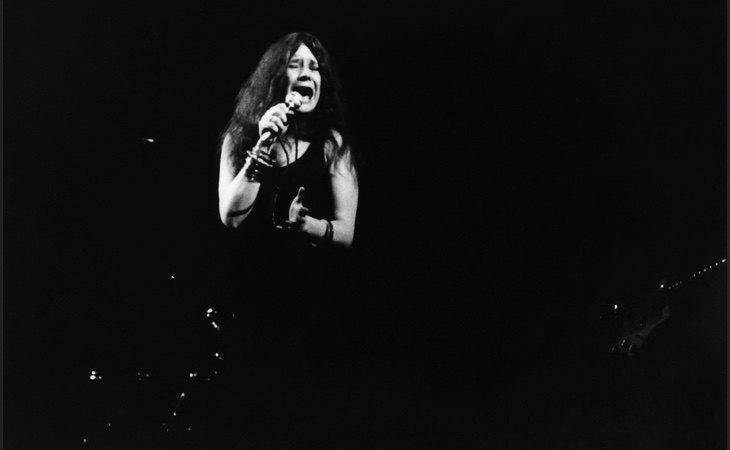 Janis Joplin se erigió como una leyenda en el mundo de la música