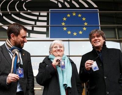 La comisión de Parlamento Europeo recomienda retirar la inmunidad de Puigdemont, Comín y Ponsatí