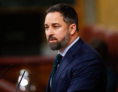 """Abascal plantea otra moción de censura al Gobierno para que el PP """"pueda redimirse"""""""
