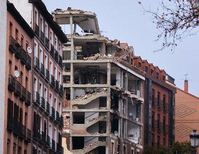 Archivada la investigación de la explosión de la calle Toledo (Madrid) al considerarla accidental
