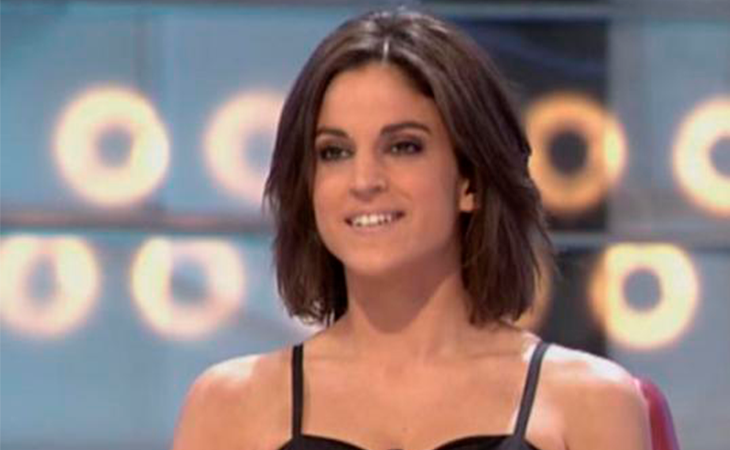 Verónica Pérez en su paso por el programa. Mediaset