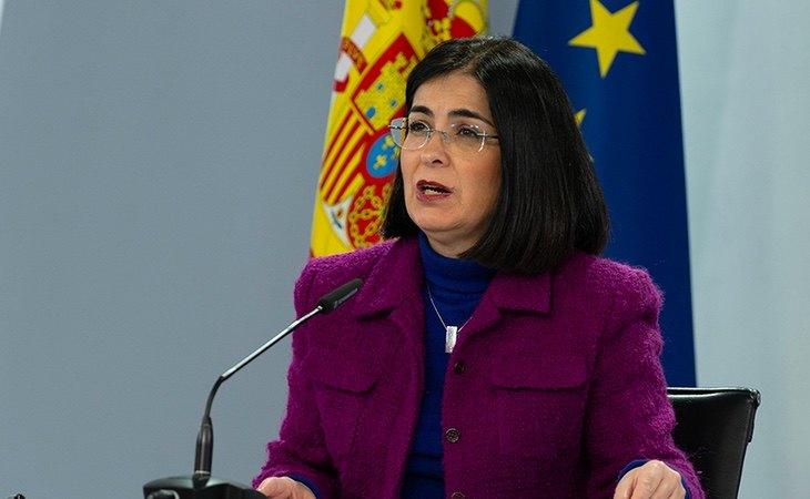 Carolina Darias pide no acudir al 8-M