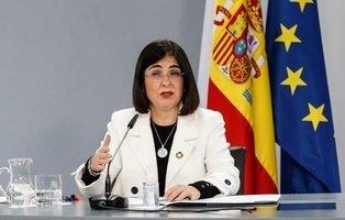 La ministra de Sanidad recomienda que no se celebren los actos del 8-M