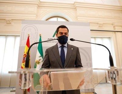 VOX retira su apoyo al Gobierno andaluz hasta que no implante el veto parental