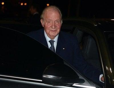 Juan Carlos I sigue pagando su deuda con una segunda regularización de 4 millones de euros