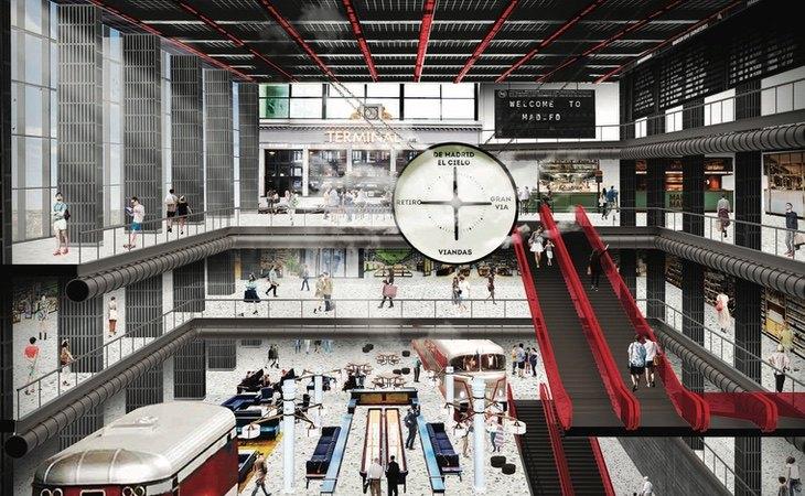Madrid Fashion District es el otro modelo que extenderá a sus centros clausurados