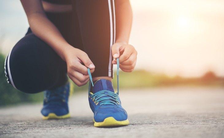 Empezar con largos paseos puede ser una buena rutina diaria