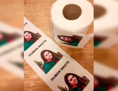 Lanzan un papel higiénico que puedes decorar con la cara de tu 'ex' o famoso y causa furor
