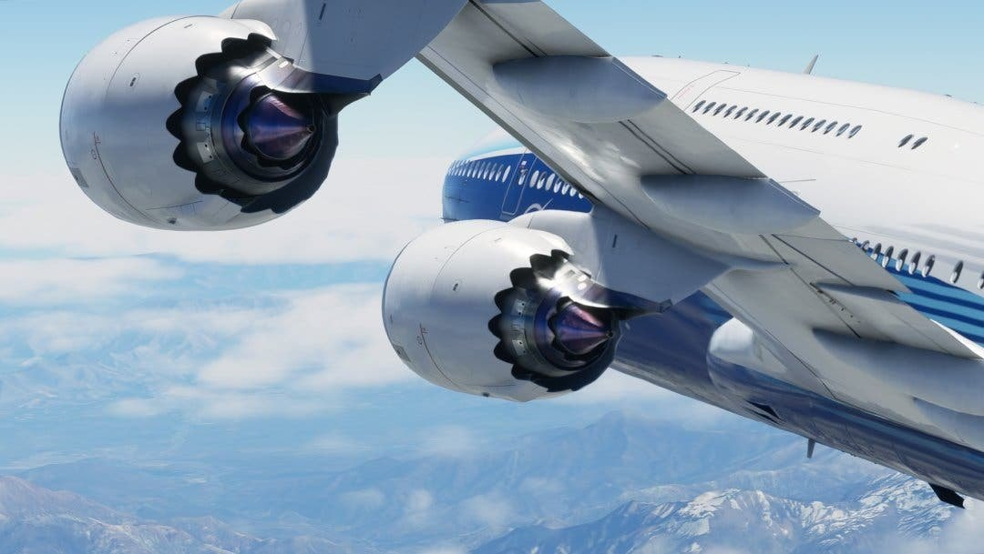 'Microsoft Flight Simulator'