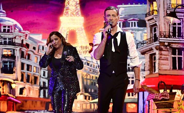 Christer Björkman y Shirley Clamp protagonizarán un número musical durante las votaciones de la gala